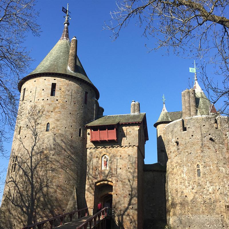 Castell Coch, Cardiff